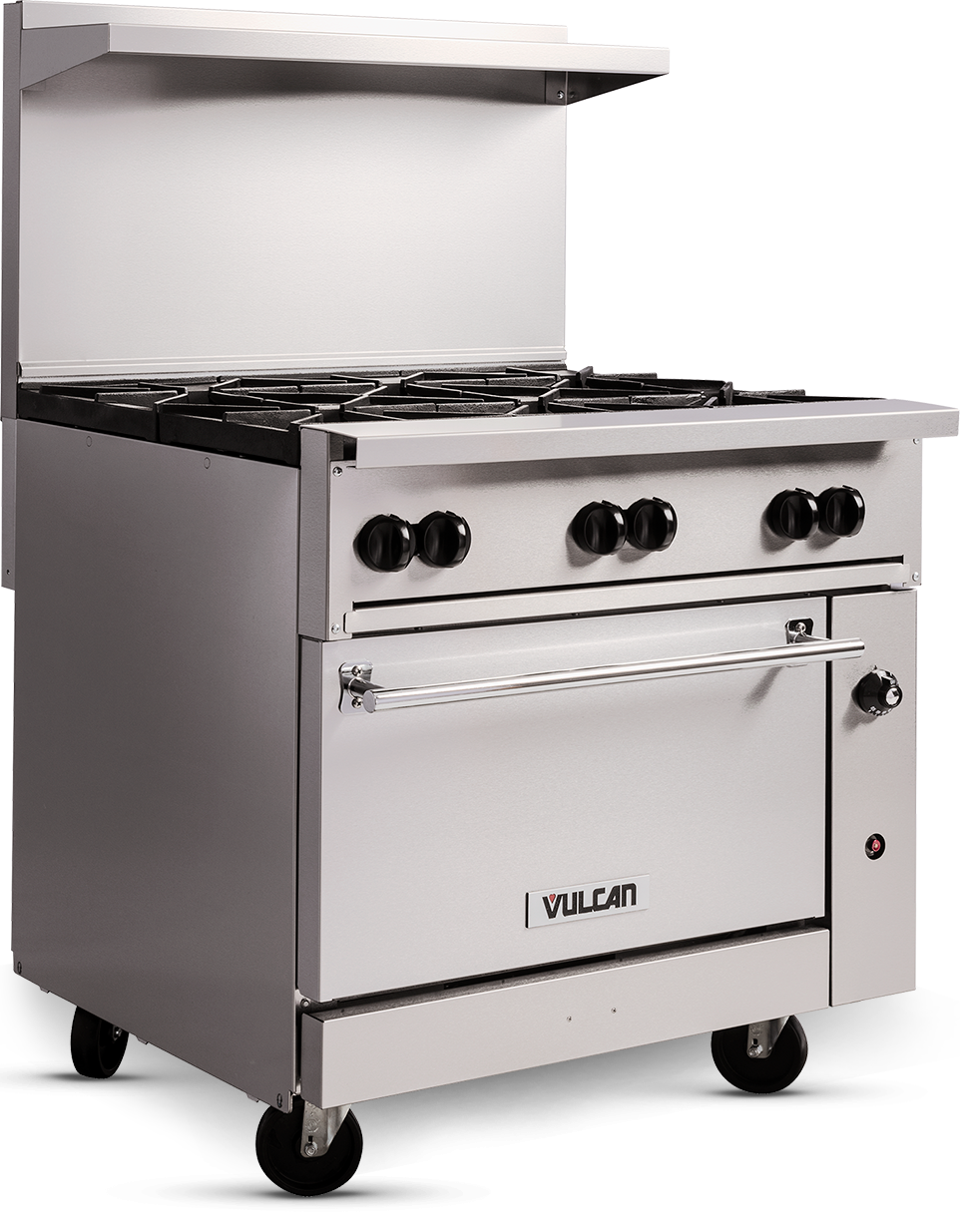 Commercial Kitchen Ranges Professional Stoves Vulcan