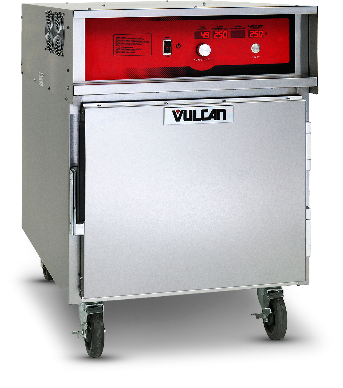Commercial Food Warmers Heated Holding Cabinets Vulcan Equipment