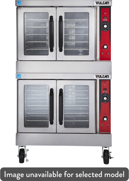 Commercial Double Convection Oven For